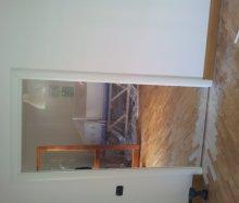Porte per interni a battente o scorrevole falegnameria - Porta specchio scorrevole ...