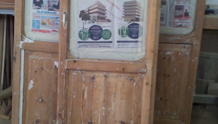 Restauro finestre in legno restauro e ristrutturazione - Restauro finestre in legno ...