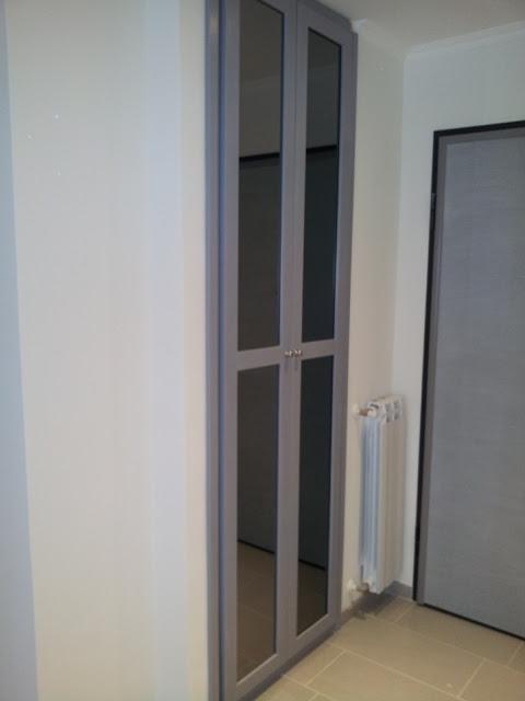 Frontale laccato con vetri oscurati armadi a muro - Vetri oscurati finestre ...
