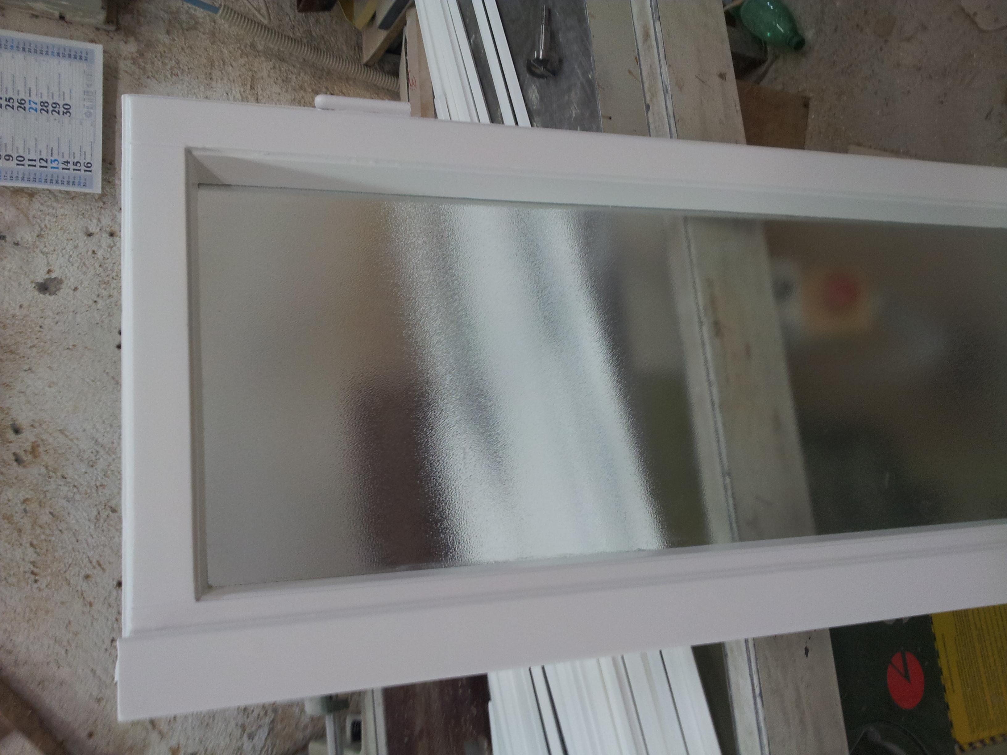 Restauro finestra con vetro termico basso emissivo stampato c per bagno restauro e - Ristrutturazione finestre in legno ...