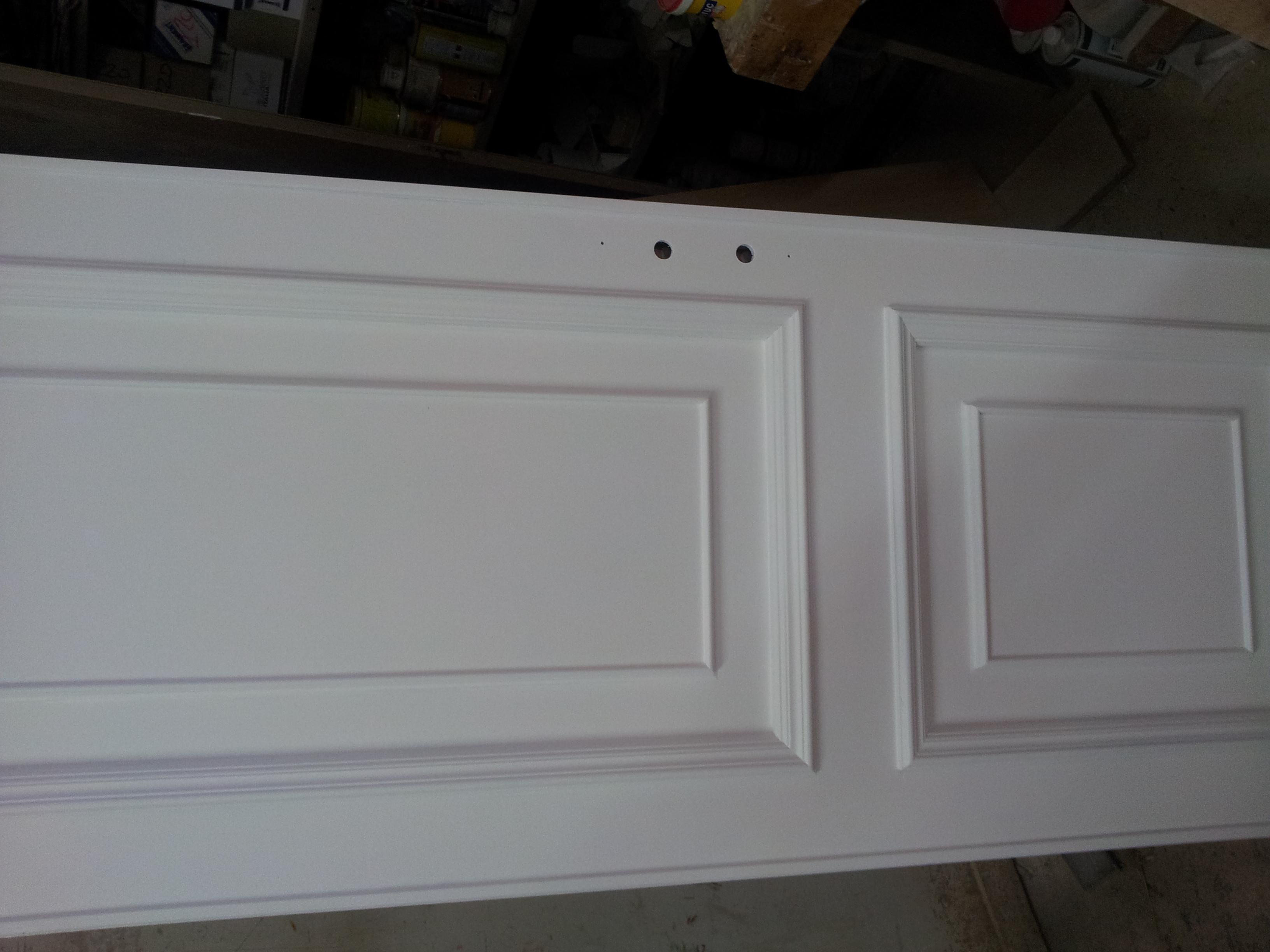 Restauro porte laccate bianche - Restauro porte in legno ...