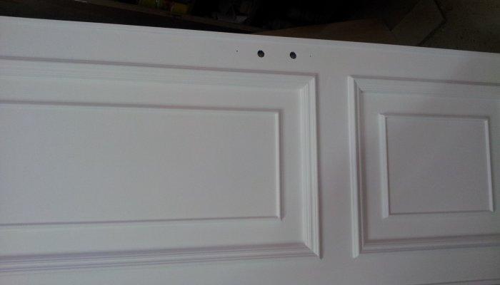 Restauro porte laccate bianche restauro porte in legno - Restauro finestre in legno ...