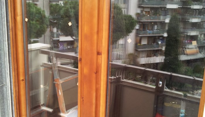 Restauro conservativo di finestre restauro e - Restauro finestre in legno ...