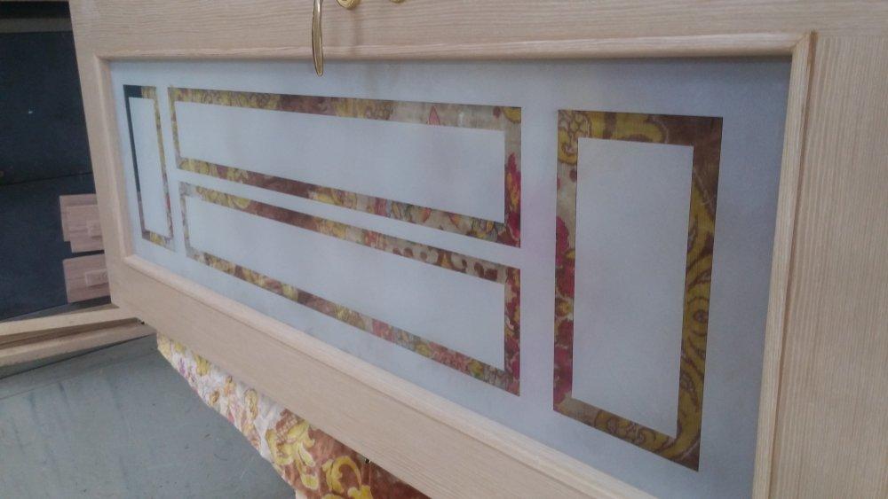 Porta per interni a battente con vetro porte per interni - Porte in legno e vetro per interni ...