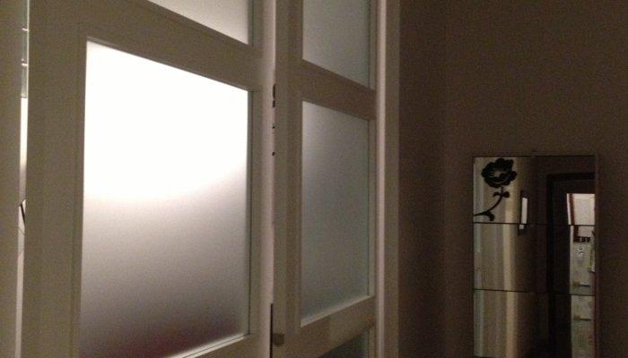 Pareti divisorie in legno con vetro - Pareti divisorie legno e ...