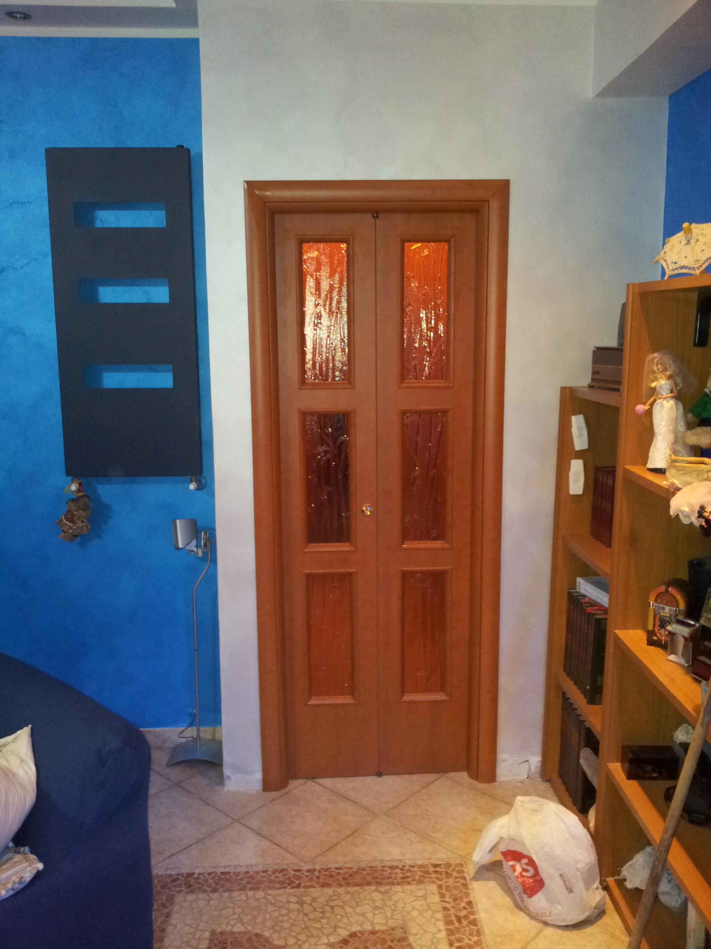 Porte per interni in legno massello - Falegnameria Roma - Restauro ...