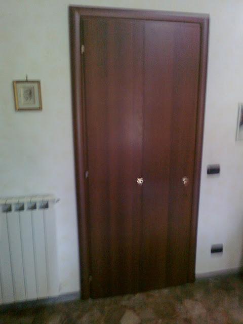 Porta A Libro Bianca. Porte Economiche Roma Elegante Porta ...