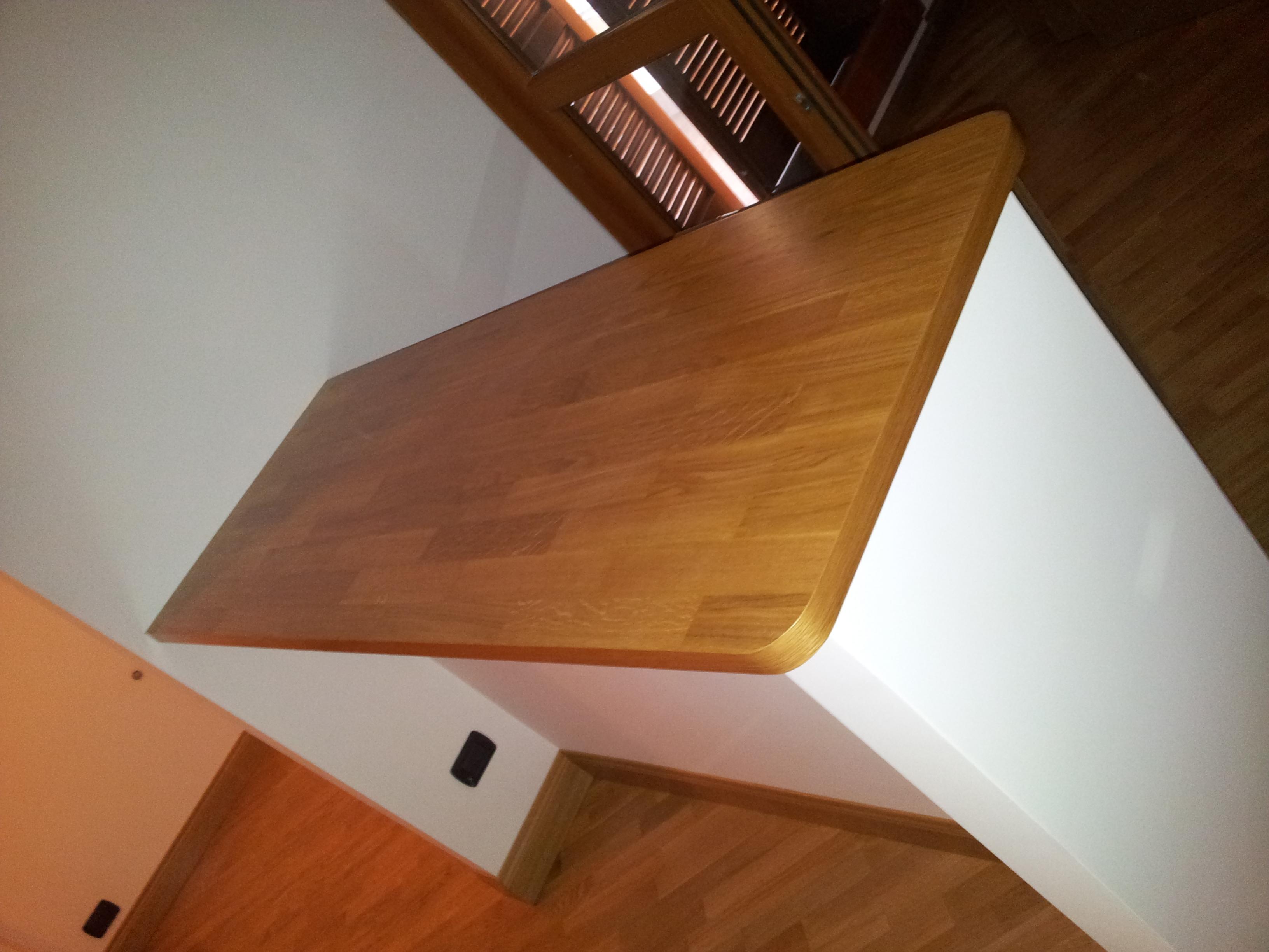 Tavoli in legno da cucina - Falegnameria Roma - Restauro Legno - Porte e Finestre in Legno ...