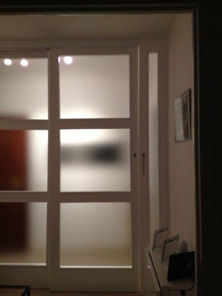Pareti divisorie in legno con vetro - Pareti divisorie legno e vetro - Falegnameria Roma ...